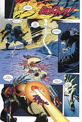 Vetřelci vs. Predátor Omnibus 2