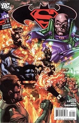 EN - Superman / Batman (2003) #74