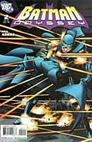 EN - Batman: Odyssey (2010) #02A