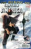 EN - Captain America (2004 5th Series) #608