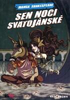 Sen noci svatojánské - Manga Shakespeare