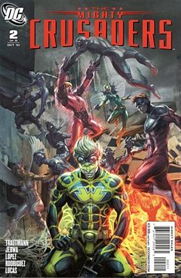 EN - Mighty Crusaders (2010) #2