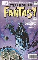 EN - Strange Science Fantasy (2010) #2A