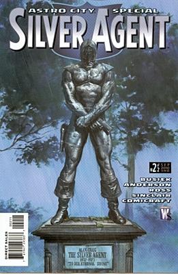 EN - Astro City: Silver Agent (2010) #2