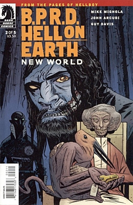 EN - B. P. R. D.: Hell on Earth - New World (2010) #2