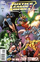 EN - Justice League of America (2006 2nd Series) #49A