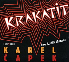 Krakatit (MP3 CD)