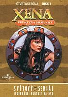 DVD - Xena: Princezna bojovnice - Disk 39 (sezóna 4, epizody 13-14)