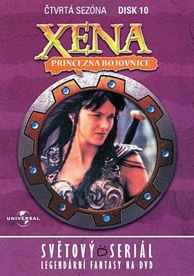 DVD - Xena: Princezna bojovnice - Disk 42 (sezóna 4, epizody 19-20)