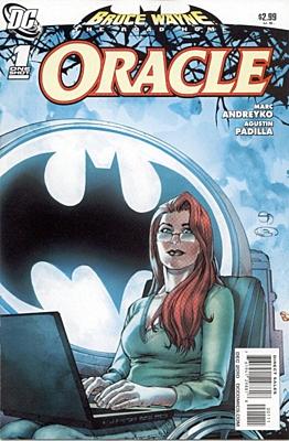 EN - Bruce Wayne: Road Home - Oracle (2010) #1