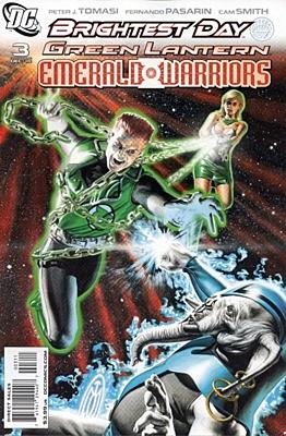 EN - Green Lantern: Emerald Warriors (2010) #03A