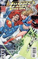 EN - Justice League of America (2006 2nd Series) #50A