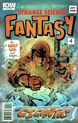 EN - Strange Science Fantasy (2010) #4A