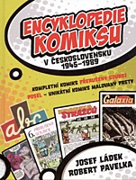 Encyklopedie komiksu v Československu 1945 - 1989 #1