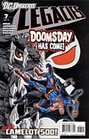 EN - DC Universe Legacies (2010) #07A