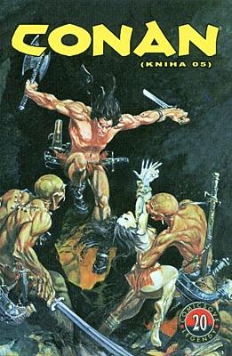 Comicsové legendy 20 - Conan 5