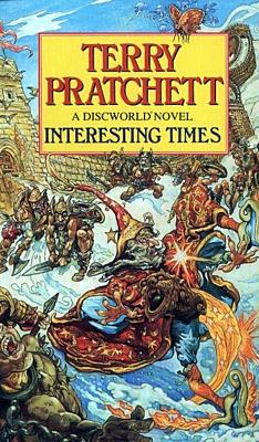EN - Discworld 17: Interesting Times