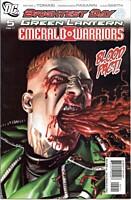 EN - Green Lantern: Emerald Warriors (2010) #05A
