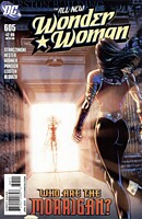 EN - Wonder Woman (2006 3rd Series) #605A
