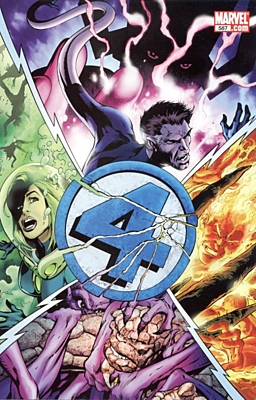 EN - Fantastic Four (1998 3rd Series) #587AU
