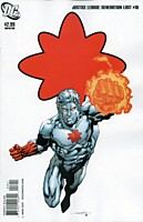 EN - Justice League: Generation Lost (2010) #18A