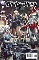 EN - Birds of Prey (2010 2nd Series) #09