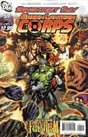 EN - Green Lantern Corps (2006) #57A