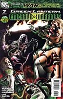EN - Green Lantern: Emerald Warriors (2010) #07A