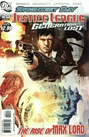 EN - Justice League: Generation Lost (2010) #20A