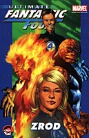 Ultimate Fantastic Four 1: Zrod