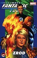 Ultimate Fantastic Four 1: Zrod