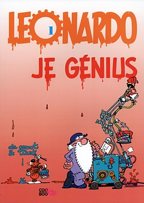 Leonardo 1: Leonardo je génius