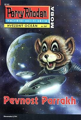 Perry Rhodan - Hvězdný oceán 067: Pevnost Parrakh