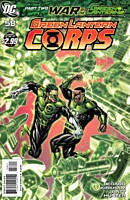 EN - Green Lantern Corps (2006) #58A