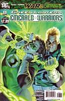 EN - Green Lantern: Emerald Warriors (2010) #08A