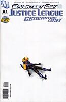EN - Justice League: Generation Lost (2010) #21A