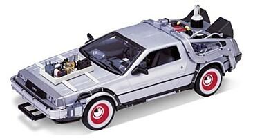 Back to the Future 3 - Diecast Model 1/24 - 81 DeLorean LK Coupe