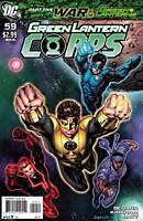 EN - Green Lantern Corps (2006) #59A