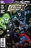 EN - Justice League of America (2006 2nd Series) #56A