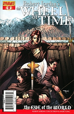 EN - Wheel of Time: Eye of the World (2010) #9