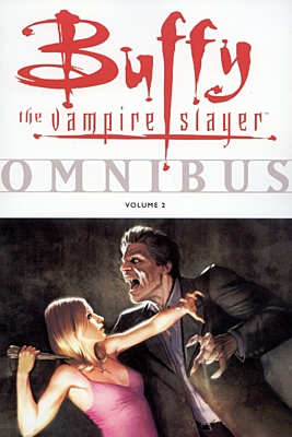 EN - Buffy: The Vampire Slayer Omnibus Vol. 2 TPB