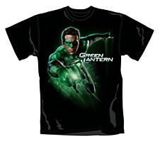Green Lantern - Tričko Glowing Ring