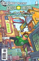 EN - DC Comics Presents Green Lantern: Willworld (2011) #1