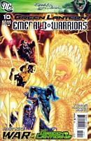 EN - Green Lantern: Emerald Warriors (2010) #10A
