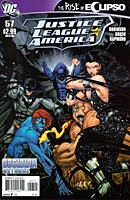 EN - Justice League of America (2006 2nd Series) #57A