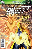 EN - Justice Society of America (2006 3rd Series) #51