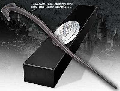 Kouzelnická hůlka - Smrtijed (Death Eater) verze 5, Character Edition (NN8225)