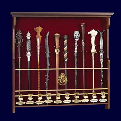 Harry Potter - Stojan na 10 kouzelnických hůlek (NN8010)