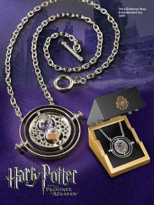 Harry Potter - Obraceč času, stříbro (NN7878)