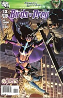 EN - Birds of Prey (2010 2nd Series) #13